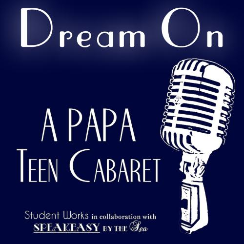 Teen Cabaret Logo Dream On